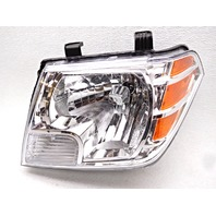 OEM Nissan Frontier Left Driver Halogen Headlight Head Lamp-Housing Chips/Leaker