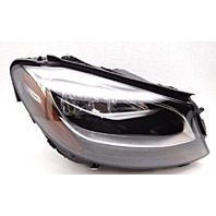 OEM Mercedes C Class Sedan Right Passenger Halogen Headlight Head Lamp-Repair
