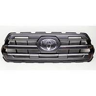 OEM Toyota Tacoma Limited Front Upper Grille W/ Emblem 53100-04540