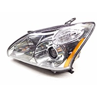 OEM Lexus RX300 Left Driver HID Complete Headlight Head Lamp-Tab Kit/Missing