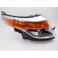 OEM Ford Explorer Right Halogen Chrome Headlamp DB5Z-13008-A Tab Repair