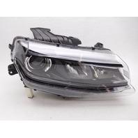 OEM Chevrolet Camaro Right Halogen Headlamp 23509012 Tap Repair, Minor Crack