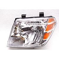 OEM Nissan Frontier Left Driver Halogen Headlight Head Lamp-Water Spots/Chip