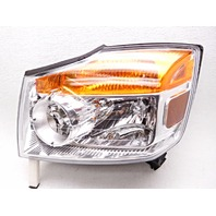 OEM Nissan Armada Left Driver Halogen Headlight Head Lamp-Tab Chip/Visual