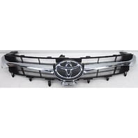 OEM Toyota Camry LE XLE Upper Grille Scratch on Chrome 53101-06411