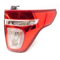 OEM Ford Explorer Right Passenger Tail Light Tail Lamp-Lens Chip