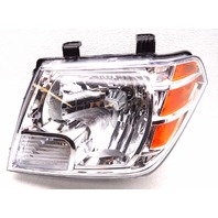 OEM Nissan Frontier Left Driver Halogen Headlight Head Lamp-Lens Visual