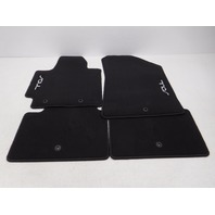 OEM Kia Soul 4-piece Black Floor Mat Set B2F14-AC000