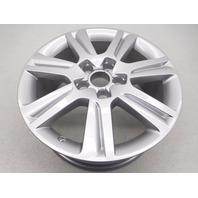 New OEM Audi A4 Silver 17x7.5 Bare Wheel Rim 5x112 8K0-601-025-N