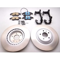 New OEM Audi S5 Front Right Brake Replacement Conversion Kit 8K0-698-998