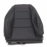 New OEM VW Jetta Wagon Left Seat Upper Black Leatherette HTD 1K5-881-805-HS-WLY