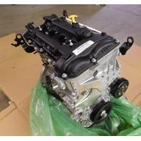 New OEM Hyundai Elantra 1.8L Long Block Engine W/ Fuel Rail 21101-2EK01B