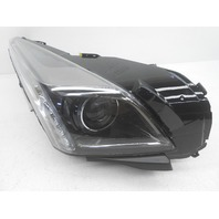 OEM Cadillac CTS Right Passenger Complete Xenon Headlight Head Lamp-Lens Crack