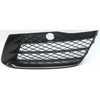OEM Audi R8 Left Driver Side Grille Black 420-807-680-A-T94