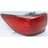 OEM Acura MDX Left Driver Side Quarter Mount Tail Lamp Lens Crack