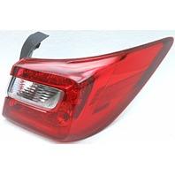 OEM Subaru Legacy Right Passenger Tail Lamp Trim Crack 84912AL09A