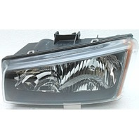 OEM Chevrolet Silverado Avalanche 1500 Left Driver Side Headlamp Lens Scratch