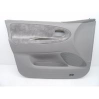 New OEM Mazda Mazda Front Driver Gray Door Trim Panel w/ Power Lock-Cut/Marks