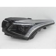 OEM Cadillac CTS Left Driver Complete HID Headlight Head Lamp-Tabs Missing/Chip