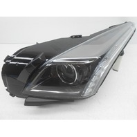 OEM Cadillac CTS Left Driver Complete HID Headlight Head Lamp-Tab Missing/Haze