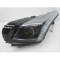 OEM Cadillac CTS Left Driver Complete HID Headlight Head Lamp-Top Tab Missing