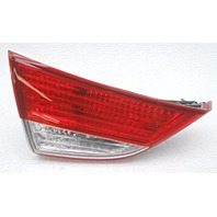 OEM Hyundai Elantra Sedan Left Driver Lid Mounted Tail Lamp Chipped