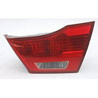 OEM Kia Optima Magentis Right Passenger Lid Mounted Tail Lamp Lens Chipped