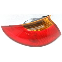 OEM Saturn S-series Coupe Left Driver Side Quarter Mounted Tail Lamp Lens Flaw