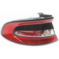 OEM Dodge Dart Left Driver Side Quarter Mount Tail Lamp Small Lens Chip
