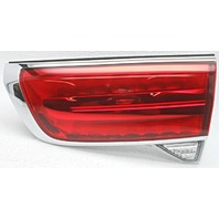 OEM Lincoln MKX Right Passenger Side Lid Mounted Tail Lamp Chrome Scratches