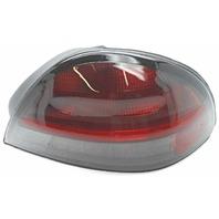 OEM Pontiac Grand Am Right Passenger Side Tail Lamp Lens Crack
