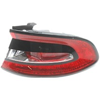 OEM Dodge Dart Right Passenger Side LED Tail Lamp Lens Chip