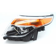OEM Ford Explorer Left Driver Halogen Headlight Head Lamp-Tab Missing