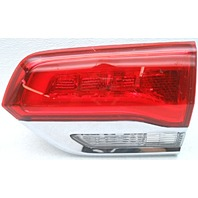 OEM Jeep Grand Cherokee Right Passenger Gate Mounted Tail Lamp Chrome Scratches