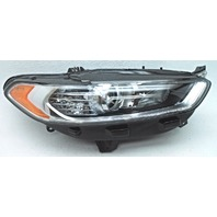OEM Ford Fusion Right Halogen Headlamp DS7Z-13008-A Tab Crack