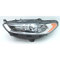 OEM Ford Fusion Left Driver Halogen Headlamp DS7Z-13008-B Plug Damage
