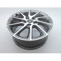 New OEM Hyundai Elantra 17x7 Wheel w/ Lugs Center 3YF40-AB010ALT