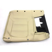 New OEM Volkswagen Jetta SDN Rear Right Passenger Upper Seat Cover Beige Leather