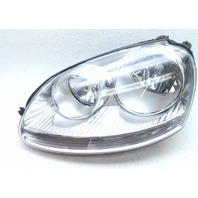 OEM Volkswagen Jetta Golf Left Driver Halogen Headlight Head Lamp-Tab Missing
