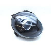 OEM Fiat 500 Halogen Right Passenger Headlight Head Lamp-Tab Missing