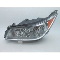 OEM Buick Lacrosse Left Halogen Headlamp 20941383 Tab Chip