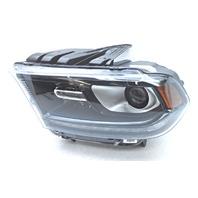 OEM Dodge Durango Left Driver HID w/ bulb w/ballast Headlamp Tab Chip