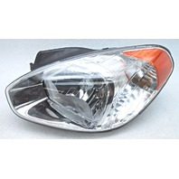 OEM Hyundai Accent Left Driver Halogen Headlamp 92101-1E011