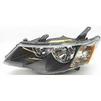 OEM Mitsubishi Outlander Left Driver HID Headlamp Mount Missing 8301A919