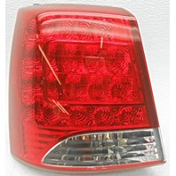 OEM Kia Sorento Left Driver Quarter Mount LED Tail Lamp Lens Crack 92401-1U100