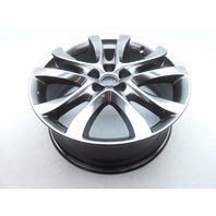 OEM Mazda 6 19x7.5 Dark Silver Bare Wheel Rim 5x114 Lug - Surface Blemish