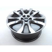 OEM Mazda 6 19x7.5 Dark Silver Bare Wheel Rim 5x114 Lug - Surface Blemishes