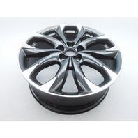 OEM Mazda CX-5 19x7 Bare Wheel Rim 10 Spole 5x114-Scratches/Rub Marks