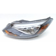OEM Ford Focus Left Driver Halogen Black Head Lamp Headlight-Upper Tab Missing