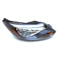 OEM Ford Focus Right Passenger Halogen Black Headlight Head Lamp-Top Tab Missing
